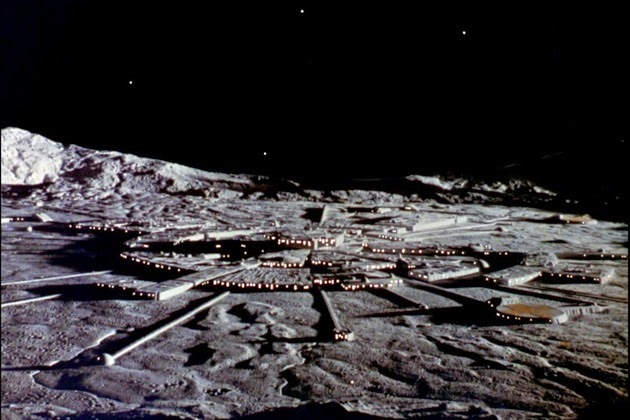 Base Lunar Alfa