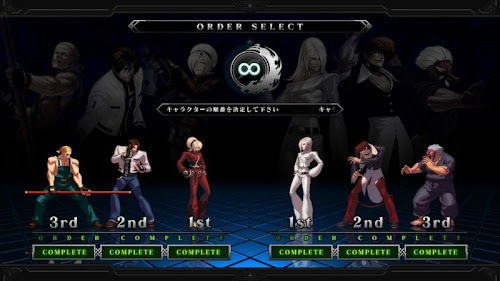Screen Shot Of The King of Fighters XIII (2013) Full PC Game Free Download At Downloadingzoo.Com