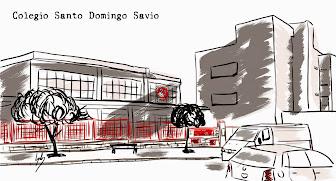 """Menudos """"savios"""" por el mundo es un blog del Centro Santo Domingo Savio, Petrer"""