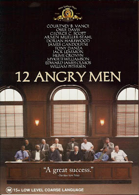 Watch 12 Angry Men 1997 BRRip Hollywood Movie Online | 12 Angry Men 1997 Hollywood Movie Poster