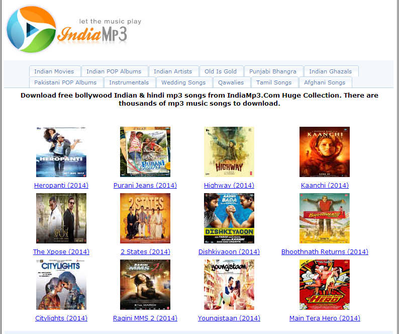 Best Top 5 Websites to Download Bollywood Songs Online for Free