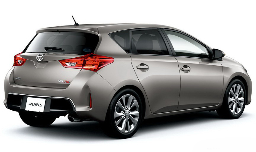 2013 toyota corolla auris cars. Black Bedroom Furniture Sets. Home Design Ideas