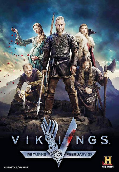 Vikings [Season 3]