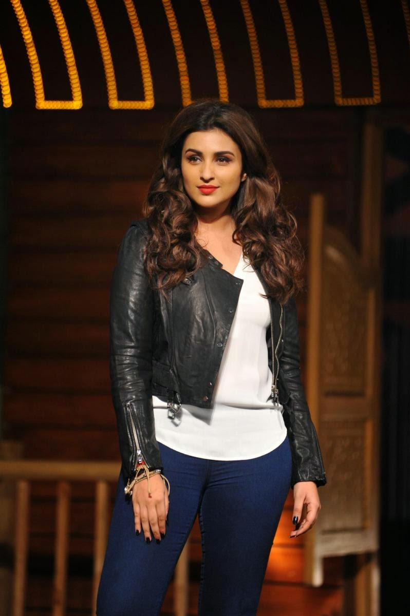parineeti chopra - kill dil movie promotions