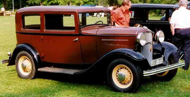 Sports Cars  Ford Model B