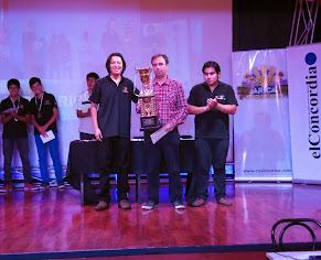 II Torneo Internacional de Ajedrez Ciudad de Arica 2015