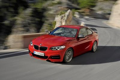 Новый BMW 2 серии Coupe.