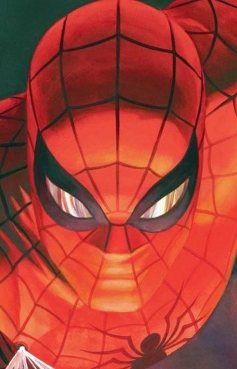 El Hombre Araña (Spiderman) por Alex Ross