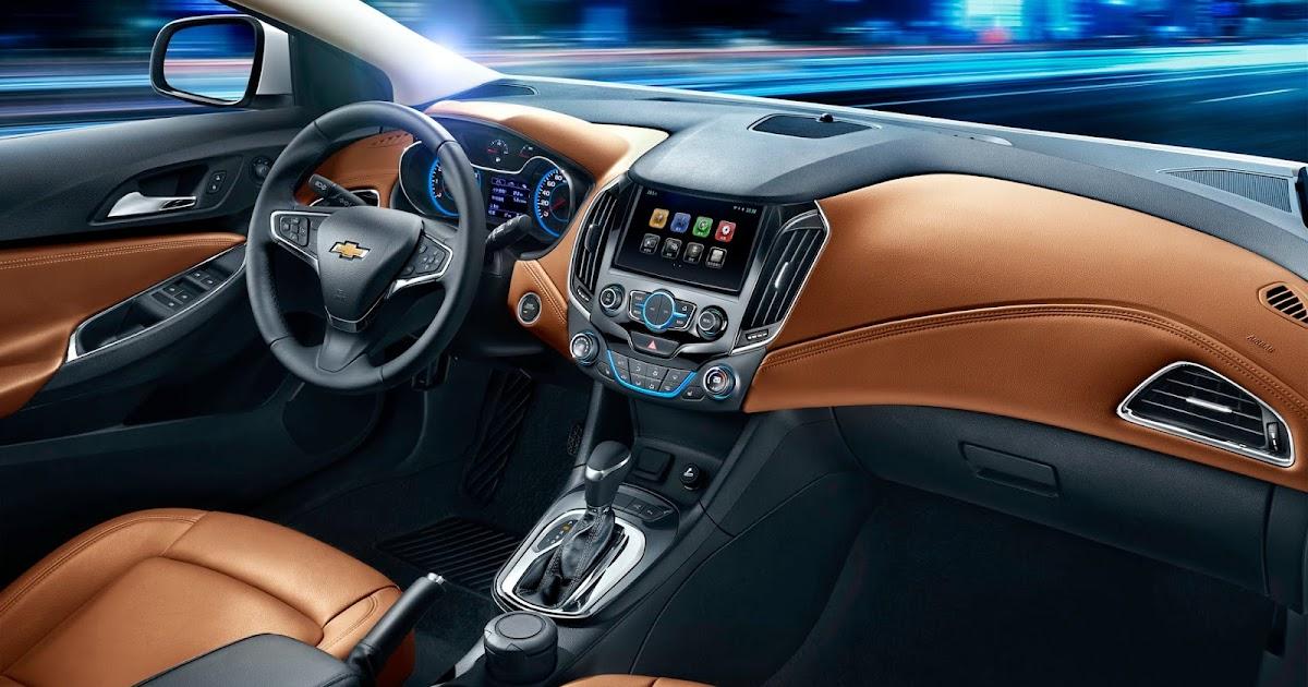 Chevroblog Chevrolet Cruze 2015 Fotos Del Interior