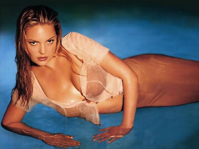 Katherine Heigl Sexy in Bikini