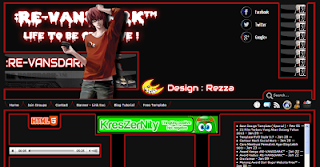 Template RVD Style V.5 [Red Version]