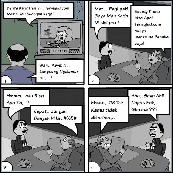 KomTer,Komik Terwujud