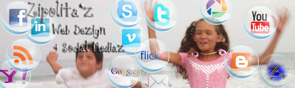 Zipolita'z Web Dezign & Social MediaZ