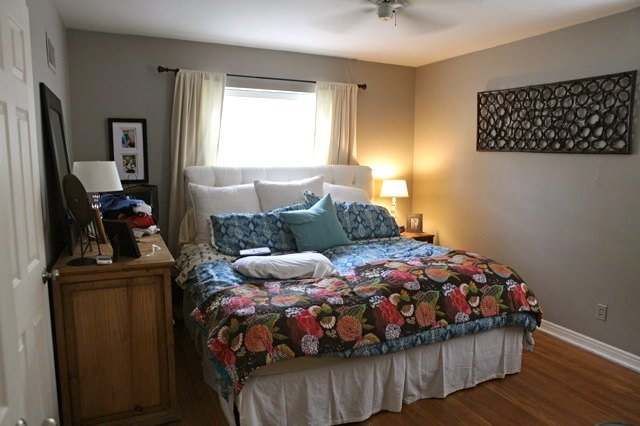 Rebecca Stisser Reorganization Redesign Bedroom