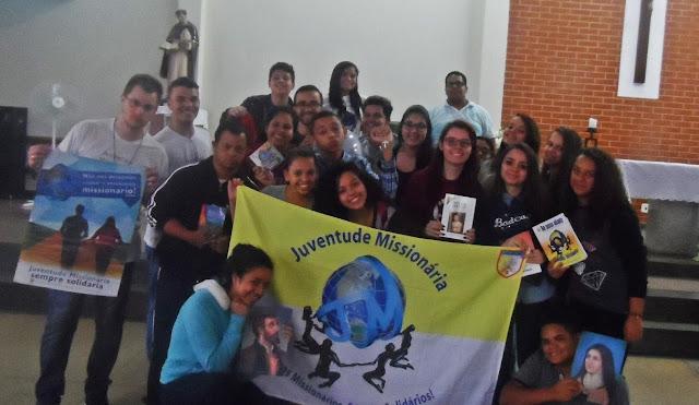 Nasce mais um grupo da JM na Diocese de Guarulhos
