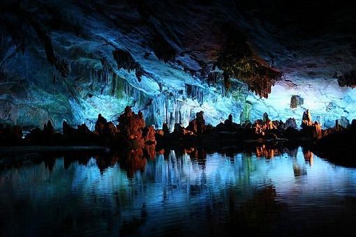 Cheddar Cave