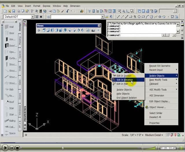 Architecture Autocad6