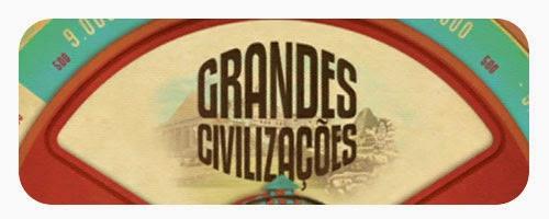 Excelentes vídeos para estudar as Grandes Civilizações