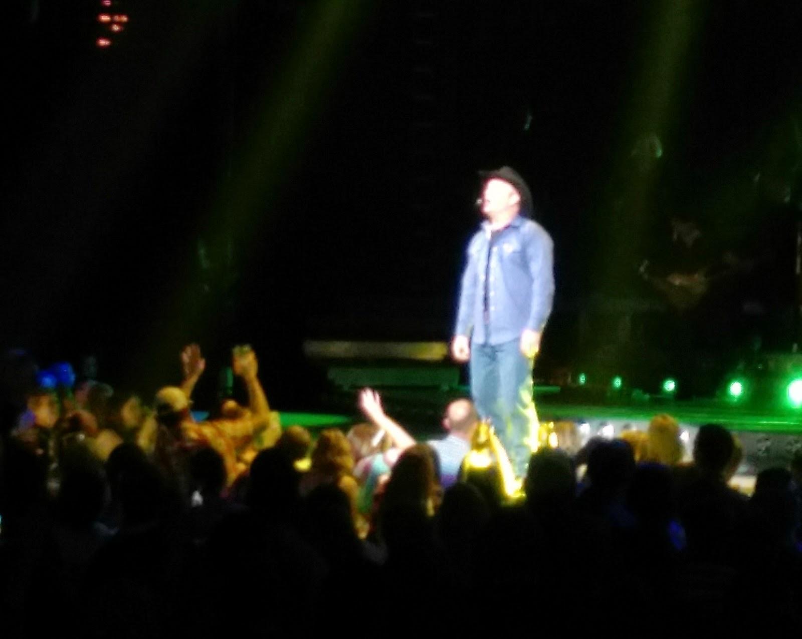 Garth Brooks Concert in Portland