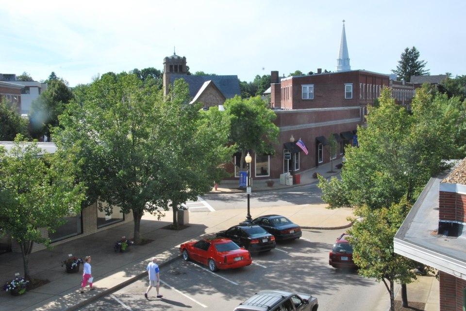 Laconia Main Street