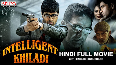 Poster Of Free Download Goodachari 2019 300MB Full Movie Hindi Dubbed 720P Bluray HD HEVC Small Size Pc Movie Only At worldfree4u.com