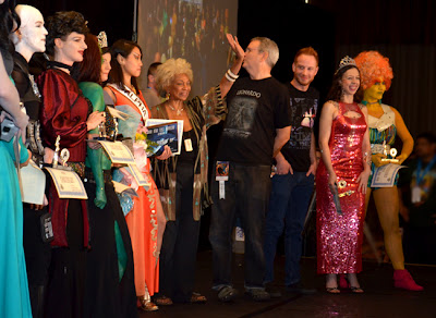 Miss Star Trek Universe 2012, Dragon*Con