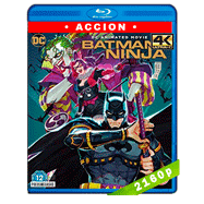 Batman Ninja (2018) 4K UHD Audio Trial Latino-Ingles-Japones