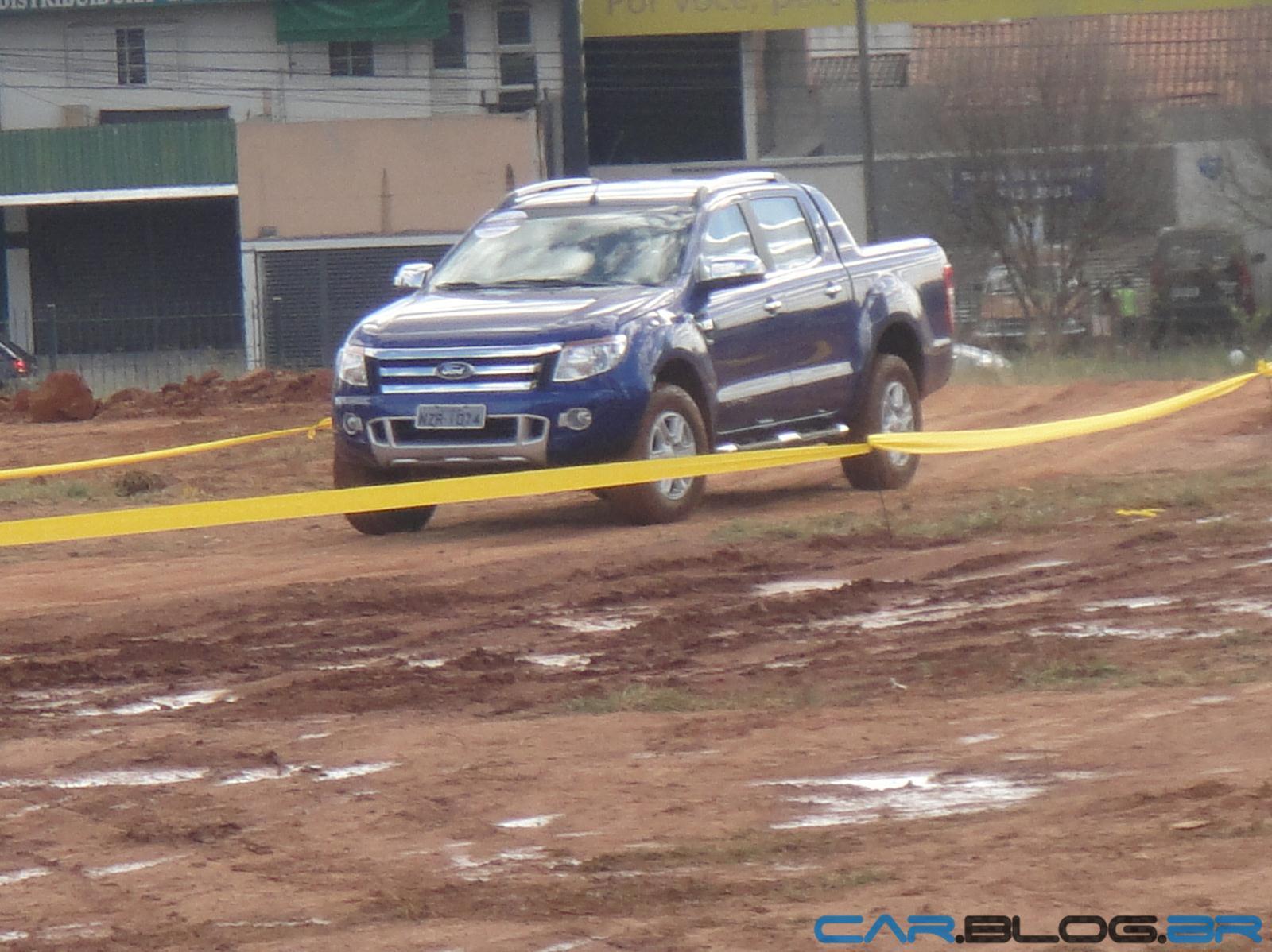 2013 Ford Ranger Off-Road