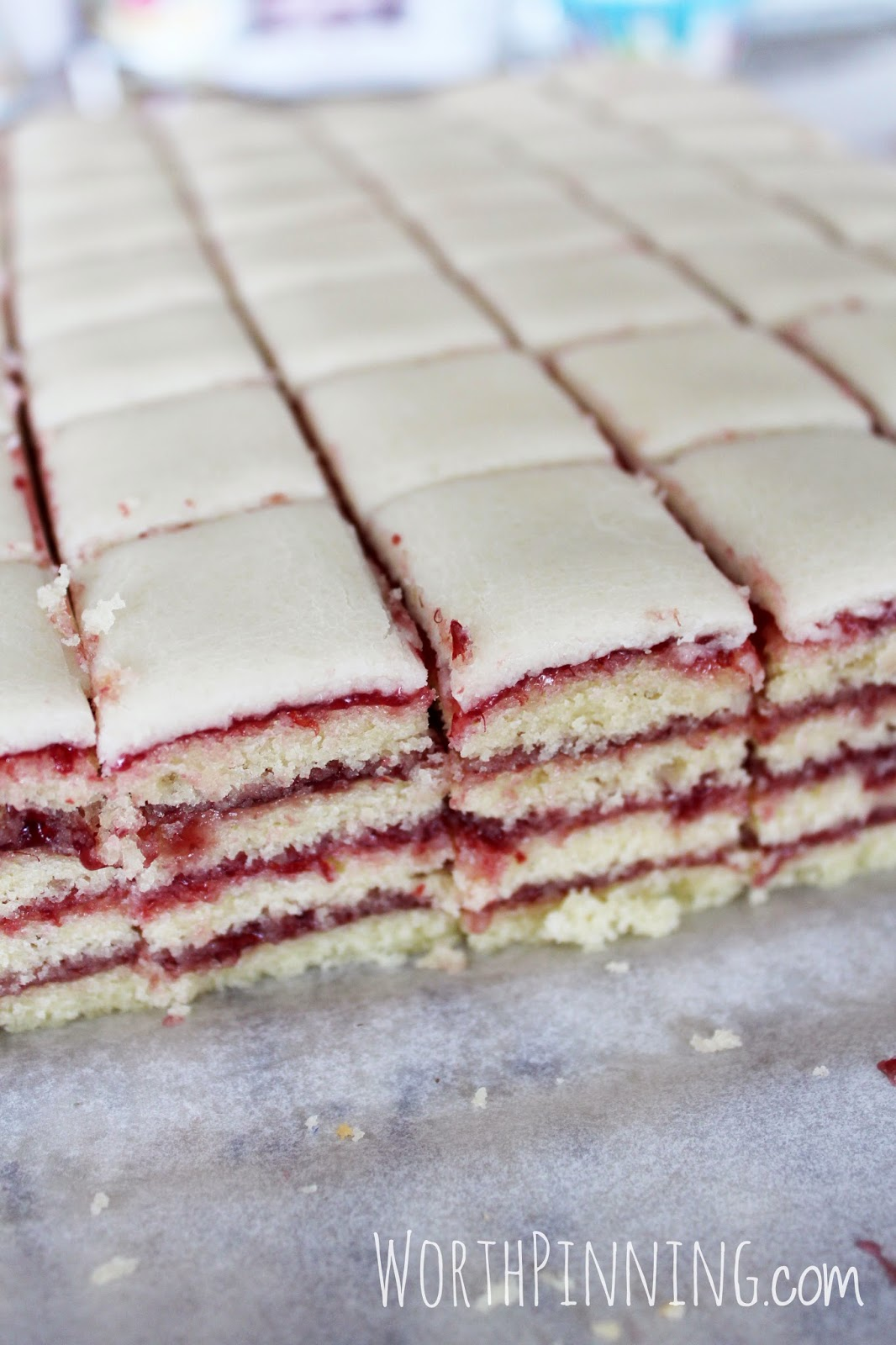 Worth Pinning How To Make Petit Fours