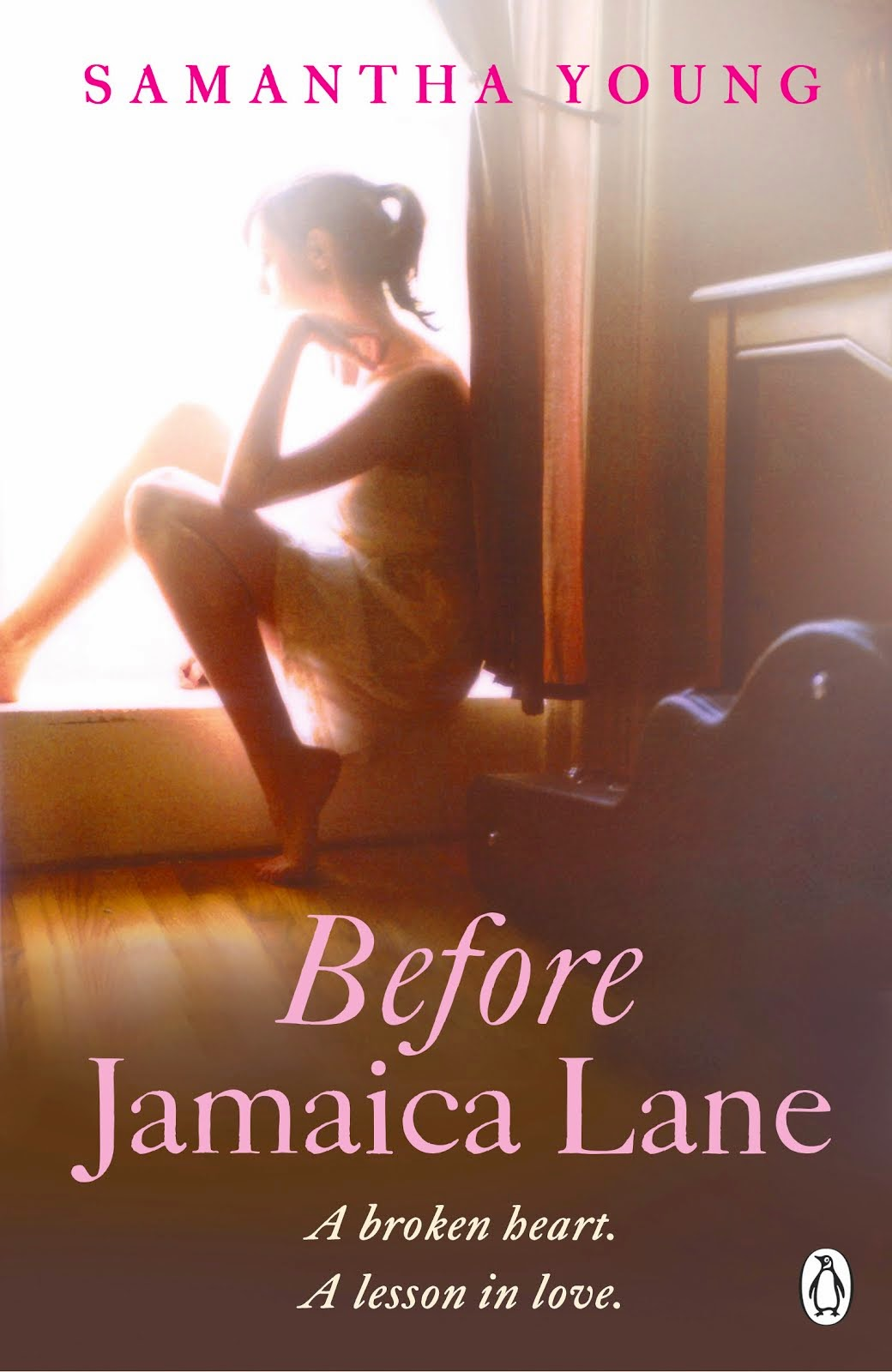 BEFORE JAMAICA LANE UK EDITION