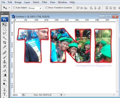 Cara memasukkan photo dalam tulisan