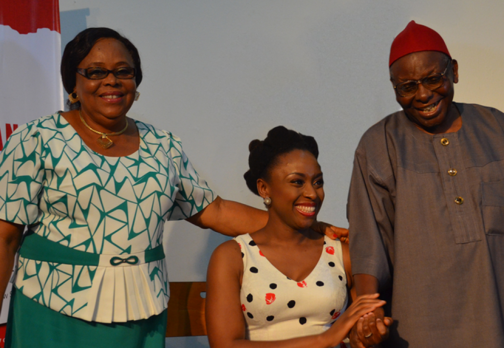 ngozi adichie father kidnapped