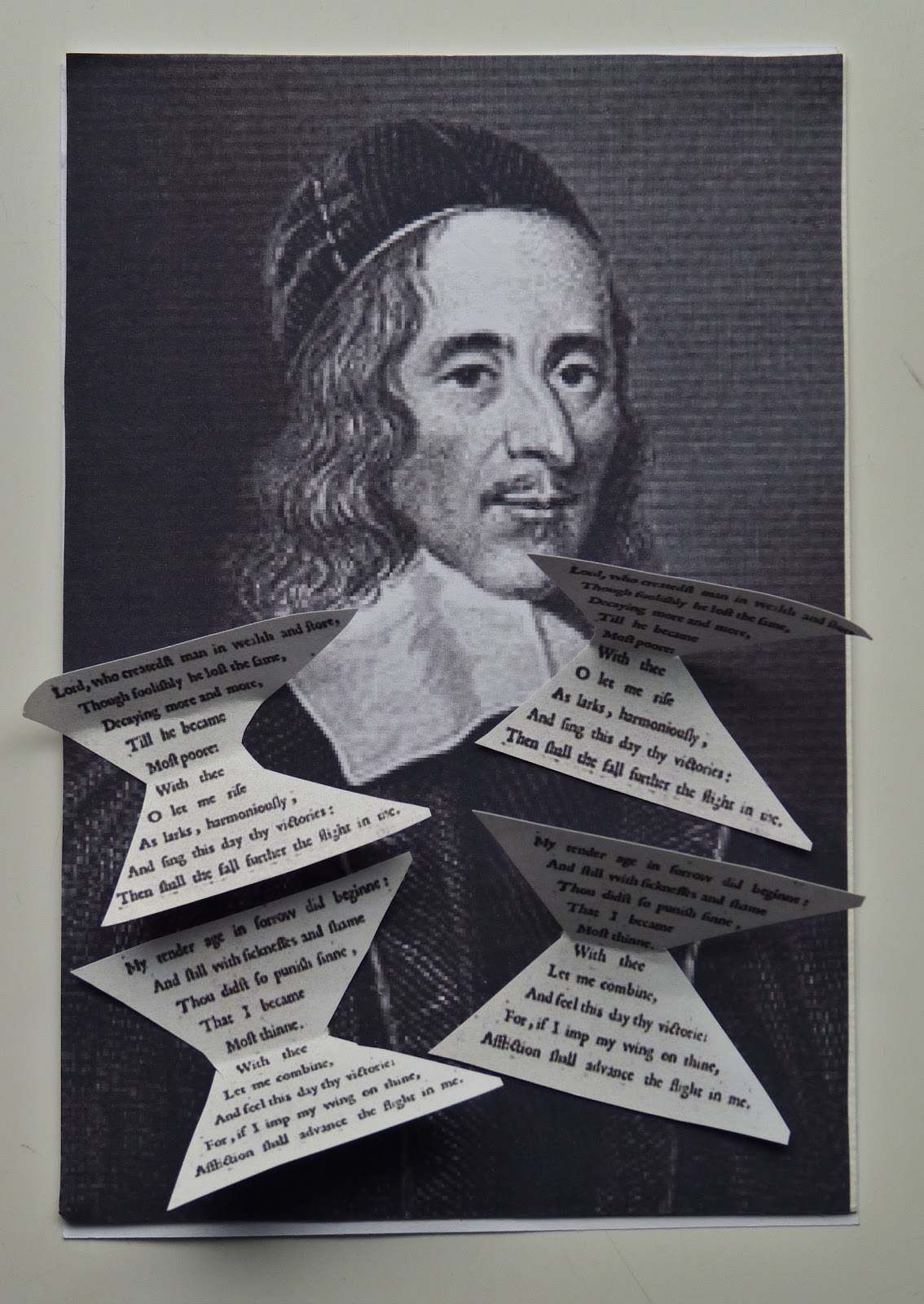 a literary analysis of easter wings by george herbert Unlike most editing & proofreading services, we edit for everything: grammar, spelling, punctuation, idea flow, sentence structure, & more get started now.