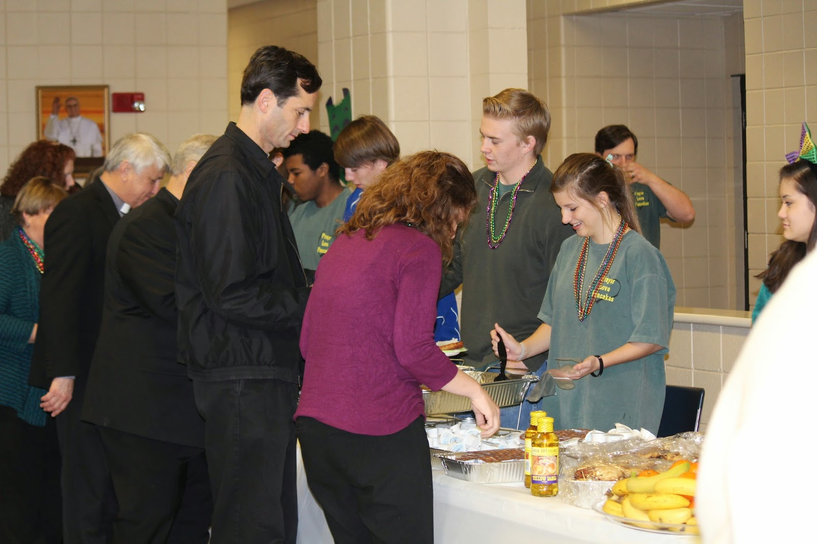 15th Annual Mardi Gras Prayer Breakfast Hosted By Montgomery Catholic's Class of 2016 2