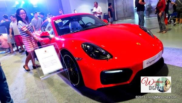 Porsche-Cayman-GTS via LivingMarjorney.com