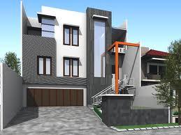 Contoh arsitektur rumah minimalis