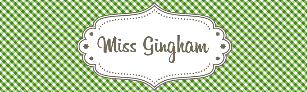 Miss Gingham