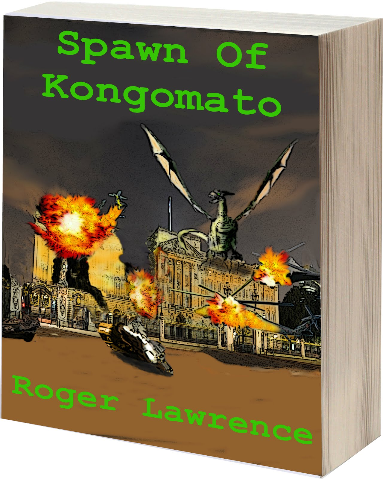 Spawn of Kongomato