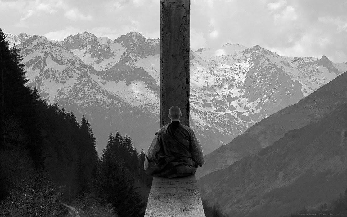 The ramblings of a celtic monk spiritual practice one for Imagenes zen