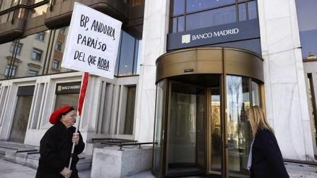 Pasaportes diplomáticos facilitaron lavado en Andorra