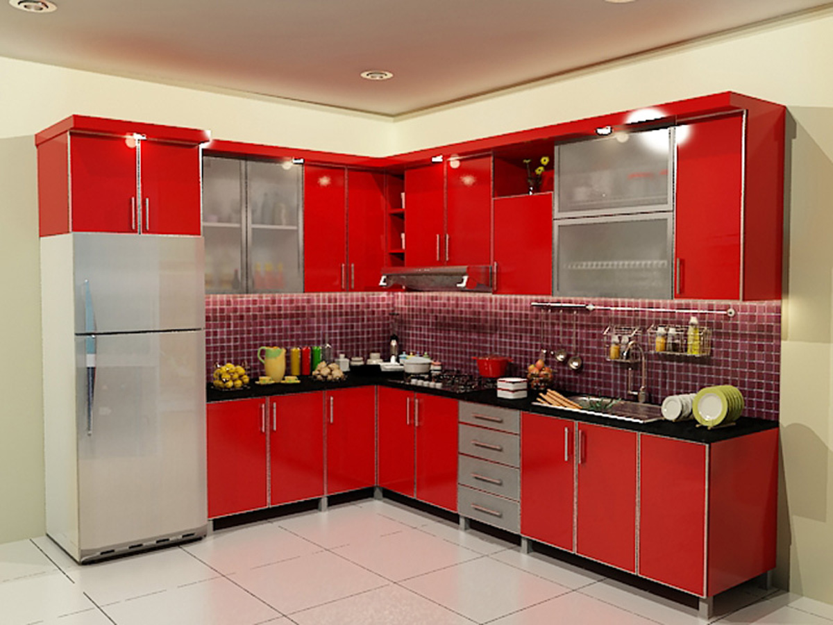 Kitchen Set 2 Kitchen Set Bsd Sekitarnya