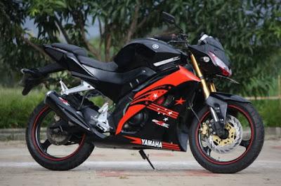 Modifikasi Motor Yamaha Vixion Keren Terbaru