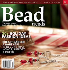 As Seen In Bead Trends - December 2012