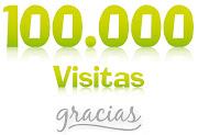 100.000 visitas únicas. Cientos de miles de páginas vistas desde diciembre.