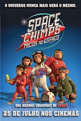 Space Chimps Micos No Espaço – Dublado