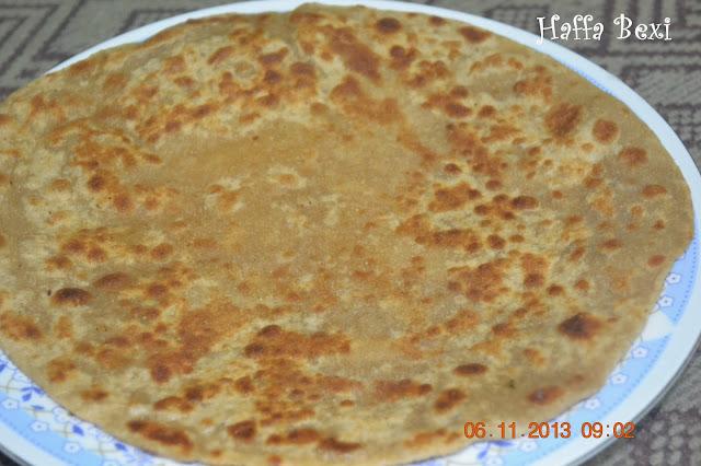 Bread & Buns,cheeni wali roti, cheeni wala paratha, Breakfast, Chapati, Flat Bread, Paratha, sweet chapati, sweet paratha,