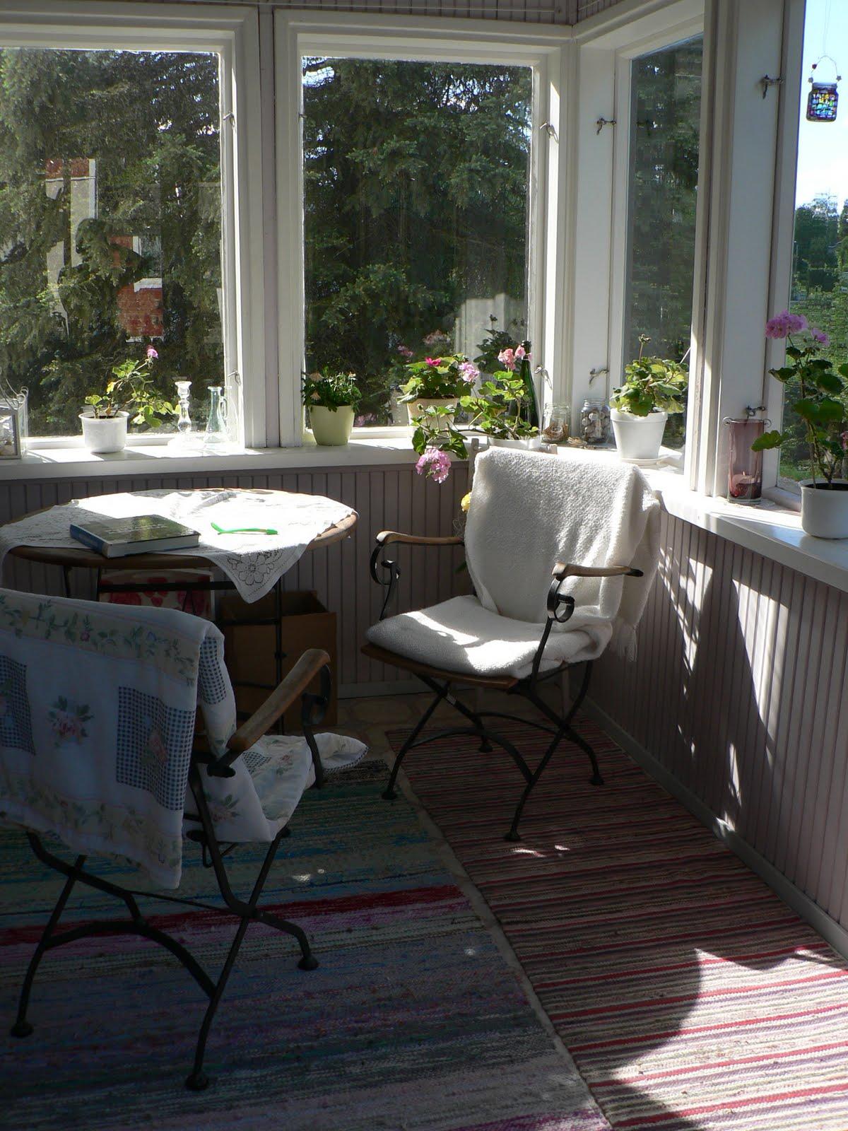 Rintamamiestalo veranta