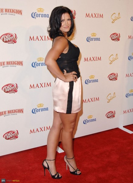 Gina Carano Hot Pics And Wallpapers All Sports Stars