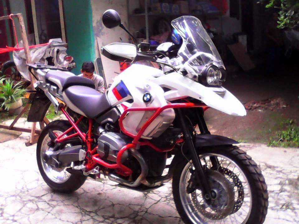 Specialist Motor Touring BMW1200