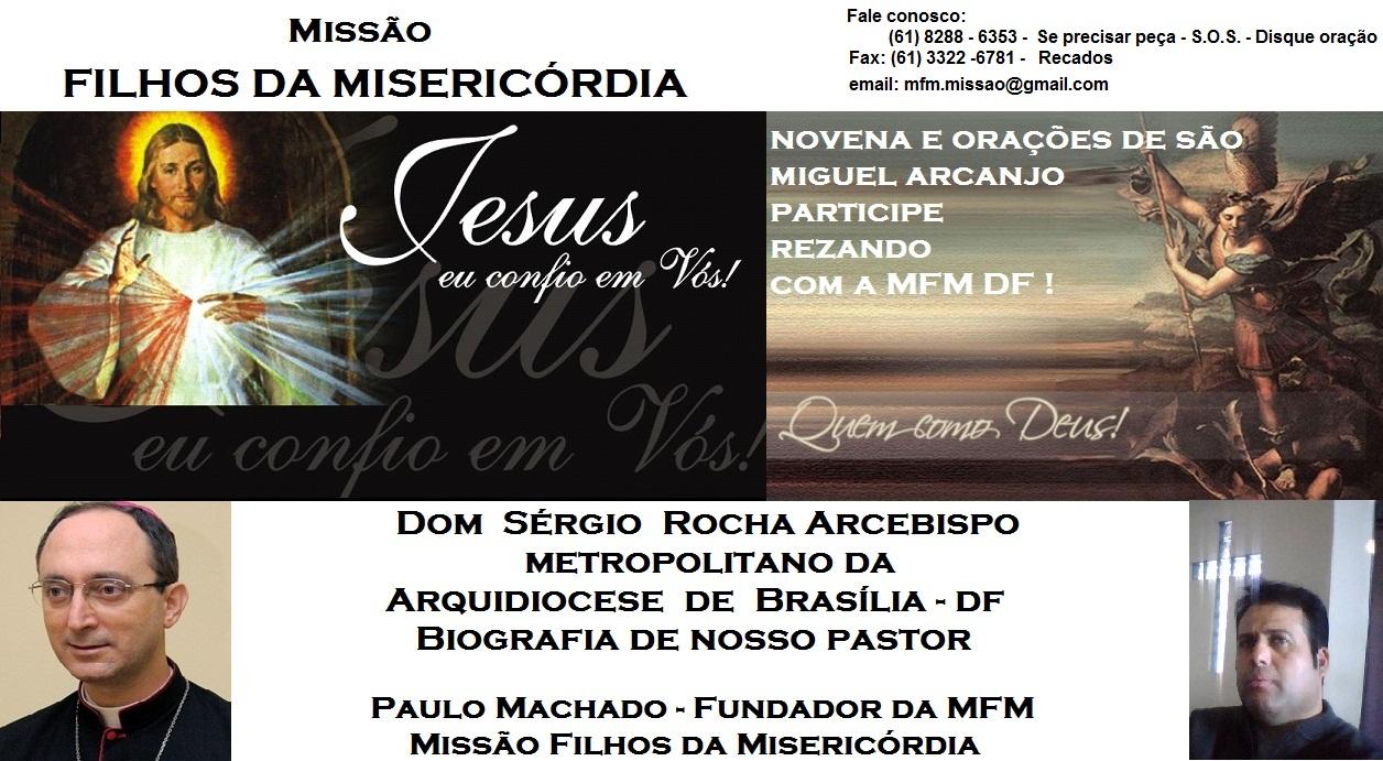 Missão Filhos da Misericórdia DF